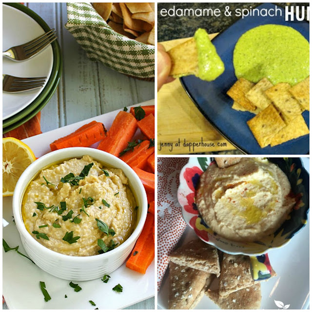 15 Deliciously Healthy Hummus Recipes from www.bobbiskozykitchen.com