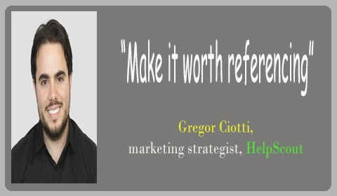 tip blogging gregory ciotti