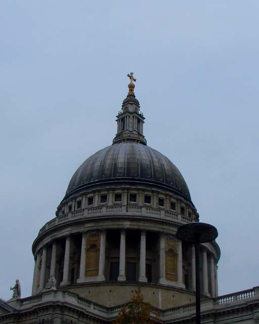 St. Paul's Cathedral Dome London