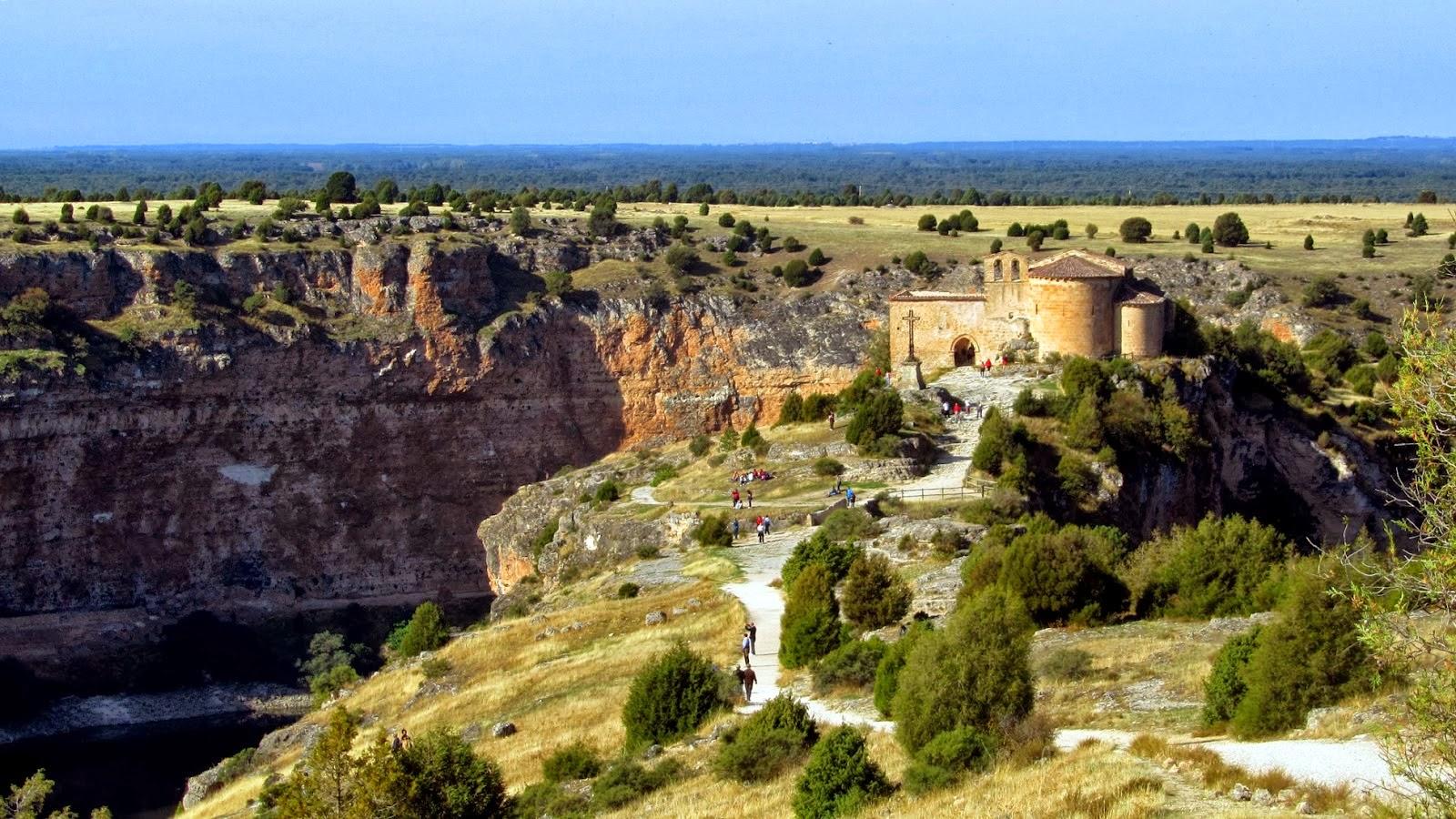 Ermita de San Frutos - Hoces del Duratón - Alfonsoyamigos