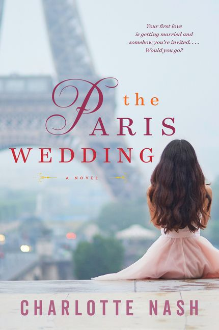 Booknaround Review The Paris Wedding By Charlotte Nash