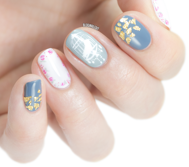 Snow White Nails: Snow White Gets A Manicure