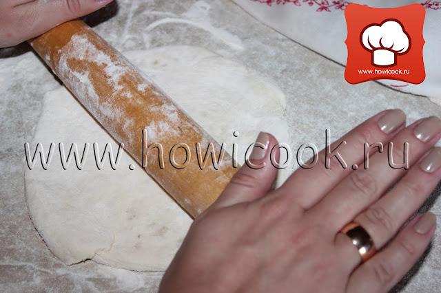 рецепт хычинов с сыром и картофелем пошаговые фото