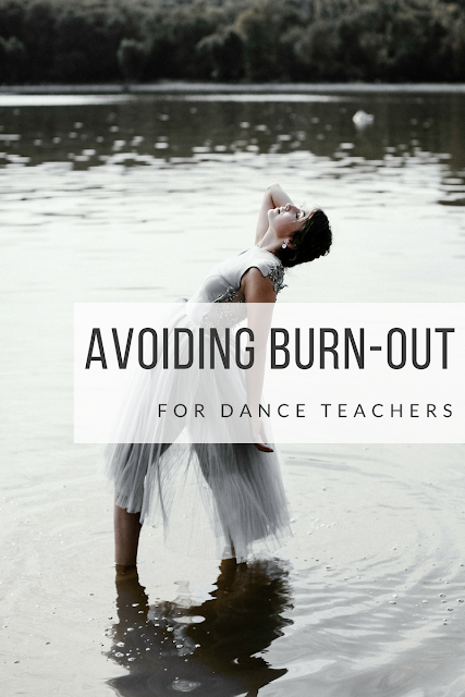 You cannot pour from an empty cup - Tips for avoiding teacher burn-out.