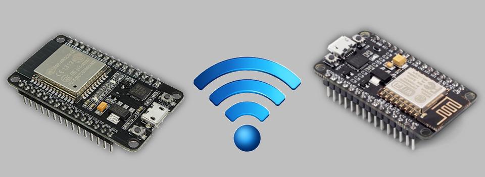 ESP8266 e ESP32 com WiFiManager - Fernando K Tecnologia