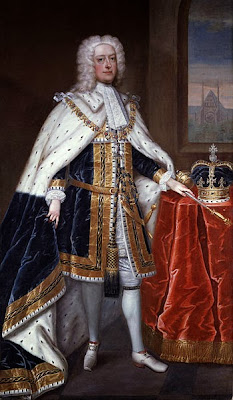 George II by Charles Jervas, 1727