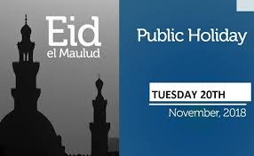 Eid-el-Maulud: