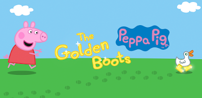 Confessions of a Frugal Mind: Free Game App Download ~ Peppa Pig