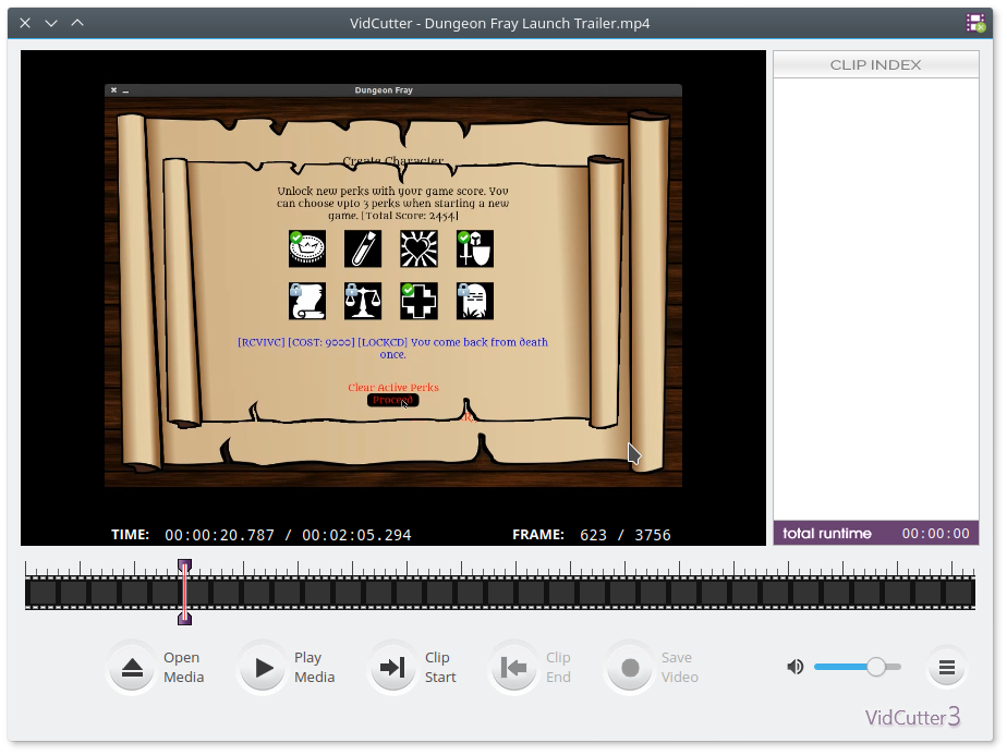 VidCutter - Open Source and Cross Platform Video Cutter and Joiner ...