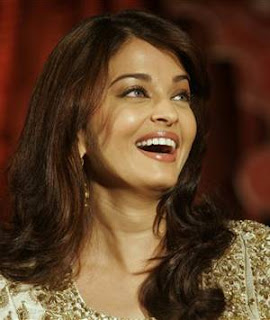Laughing Aishwarya Rai