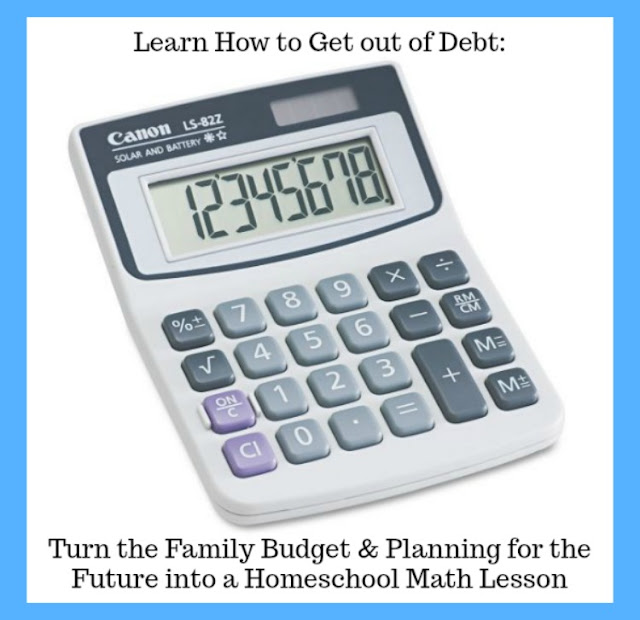 Need to Get Out of Debt? Make it a Math Lesson!