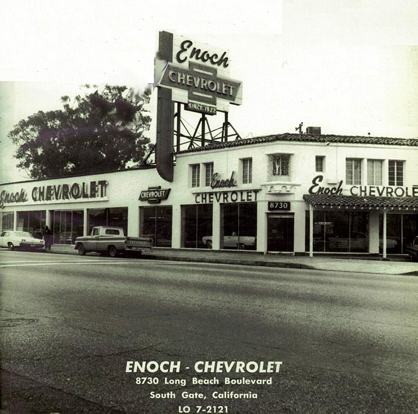 Annualmobiles Enoch Chevrolet