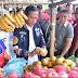Presiden Jokowi Sambangi Pasar Rakyat Balige*