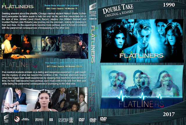 Flatliners Collection DVD Cover