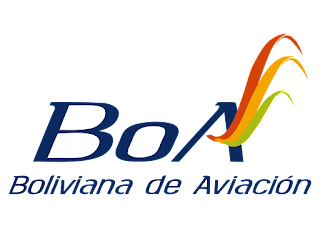 BOA - Boliviana de Aviación Logo Vector
