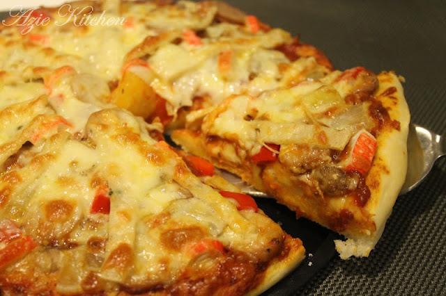 Pizza Nur Qaseh