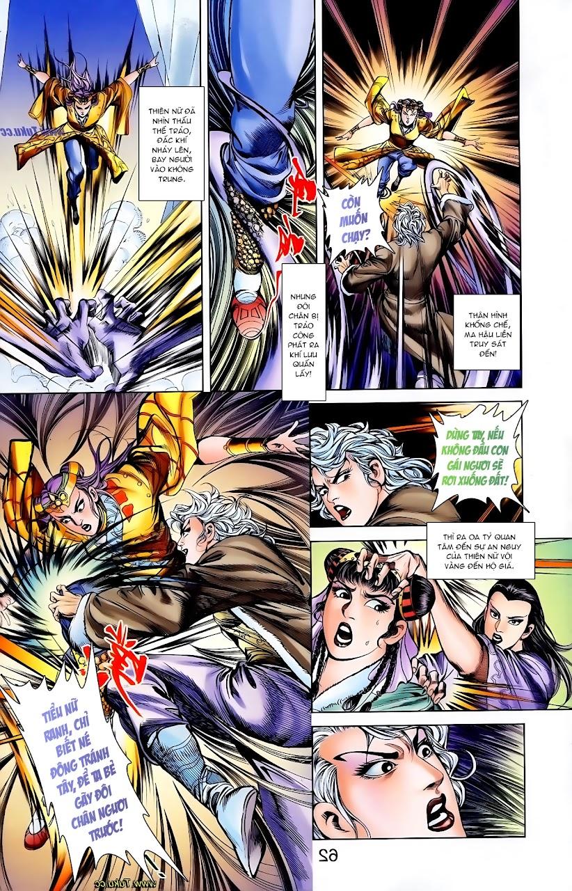 Cơ Phát Khai Chu Bản chapter 114 trang 13