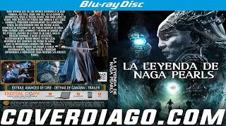 Legend of the Naga Pearls Bluray - La legenda de naga pearls