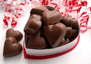 Sejarah cokelat dan Valentine