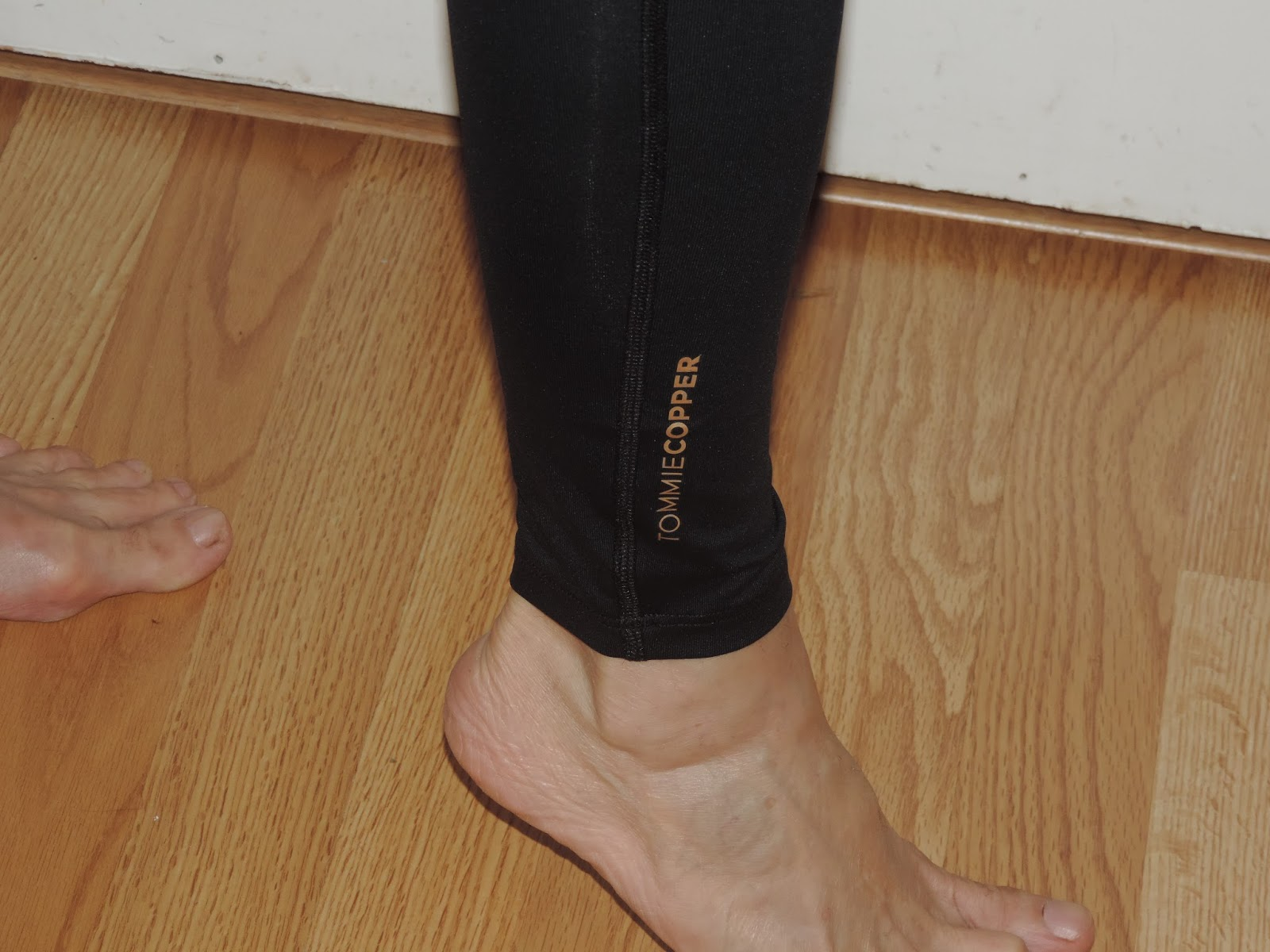 6e07b251611bc The length of the leggings is nice. You can see here they go all the way  down to my sister-in-laws's ankles.