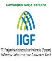 Lowongan Kerja PT Penjaminan Infrastruktur Indonesia