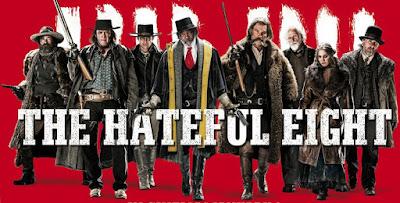 """Critica Cinema - Filme """"Os oito odiados"""" de Quentin Tarantino"""