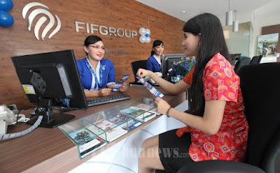 Lowongan Kerja SMA SMK D3 S1 FIFgroup Head Office, Jobs: Marketing Credit Executive, Marketing.
