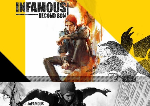 inFAMOUS Second Son Release Date for PS4, PS3