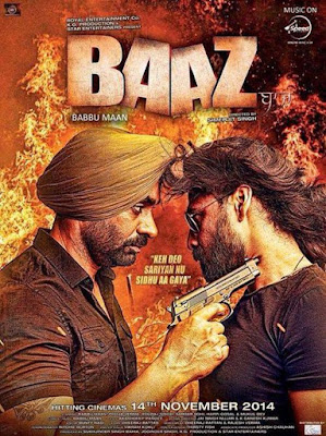 Baaz - Punjabi Movie Star Casts, Wallpapers, Songs & Videos