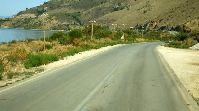 Θεσπρωτία: Μεγάλα οδικά έργα προς τα σύνορα της Θεσπρωτίας με την Αλβανία