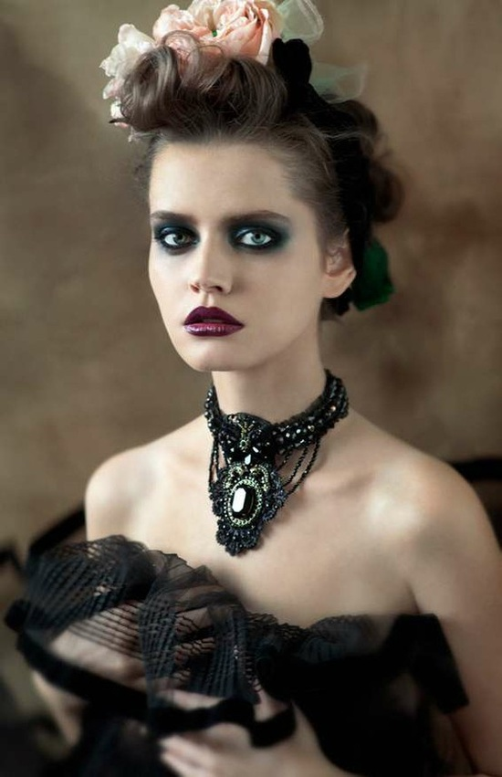 style in hair devilinspired clothing ways to apply makeup 8697