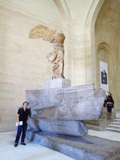 Visiting Paris Birthday Day 1 Lu' In London