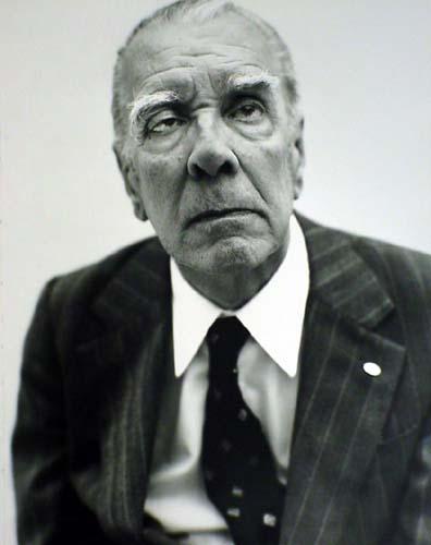 Borges todo el año: Richard Avedon: Borges