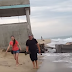 Дачу брата Литвина зруйнував шторм - відео