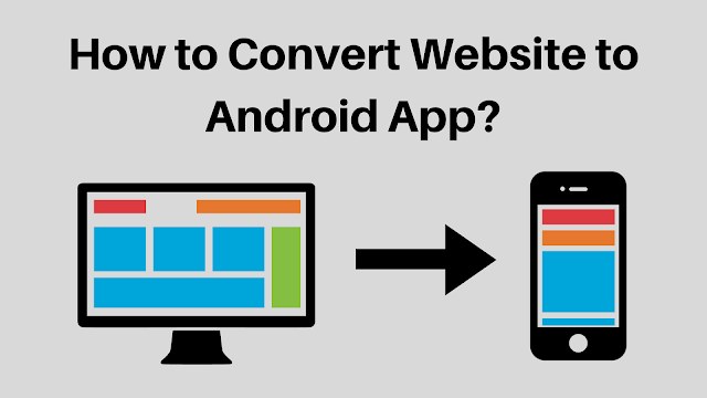 How to Convert Any Website or Blog to Android App Using Android Studio.