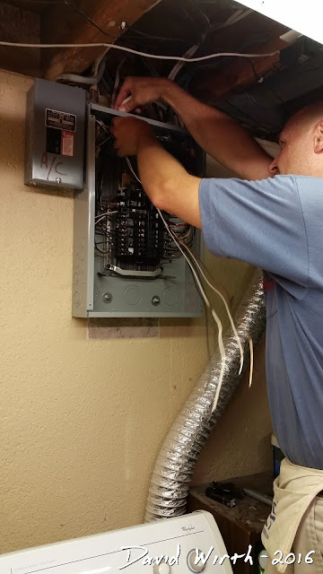 how to tap into breaker box, wire breaker box, electrical, fuse box