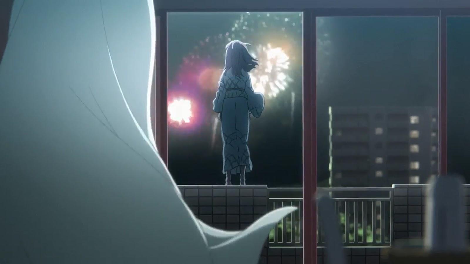 Koe no Katachi - zdjęcie z filmu anime