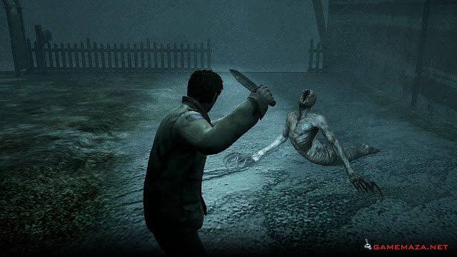 Silent Hill 5 Homecoming Gameplay Screenshot 3