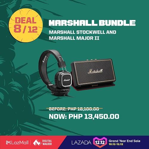 Marshall Bundle at Php13,450