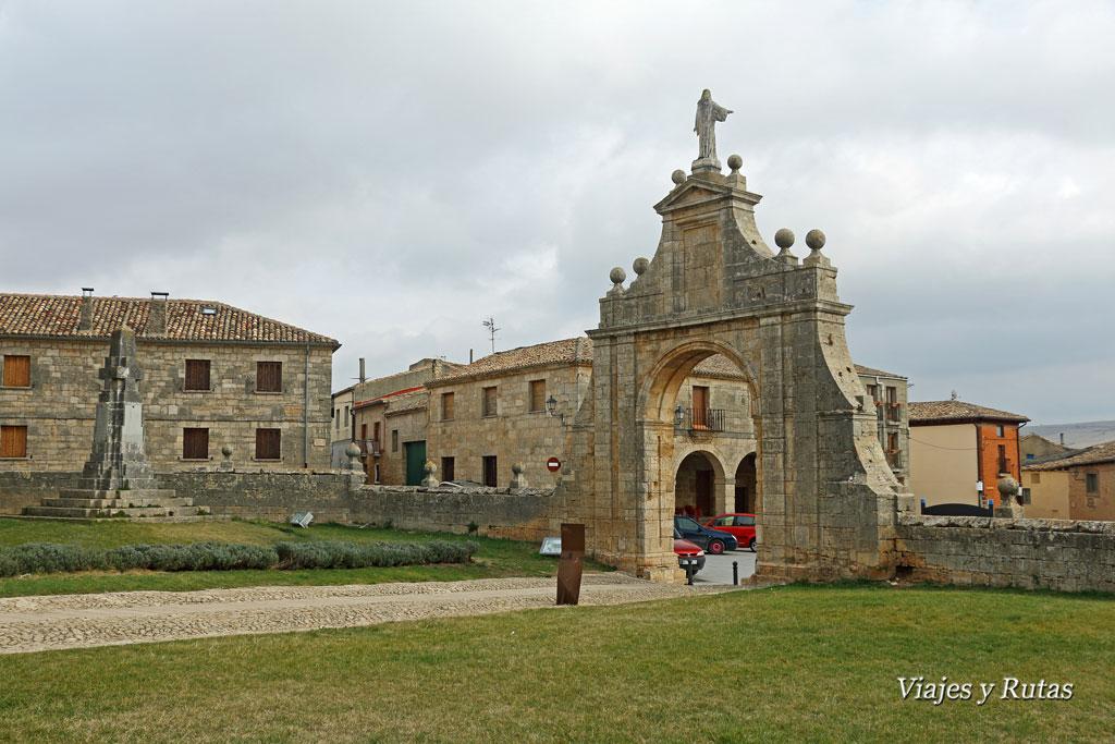 Colegiata de Santa María la Real, Sasamón, Burgos