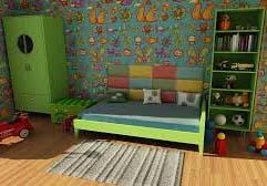 Tips Memilih Wallpaper Kamar Tidur Rumah Minimalis