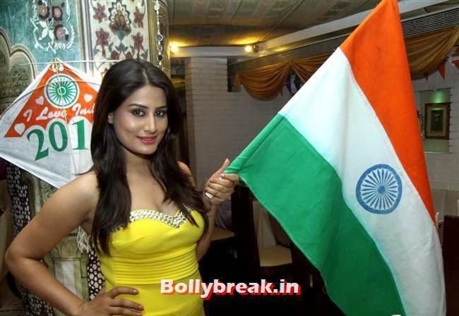 Arjumman Mughal, BGrade Movie Actresses Celebrate Republic Day at Peninsula Grand