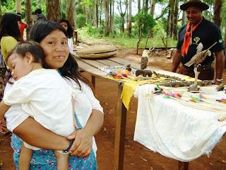 Reserva Indígena Mbyá Guarani, Salto do Jacuí