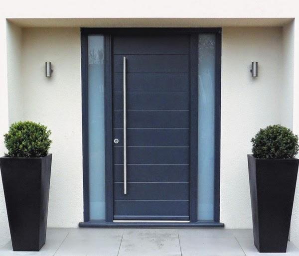 Desain Pintu Rumah Minimalis