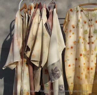 ecoprinting ecoprint abbigliamento