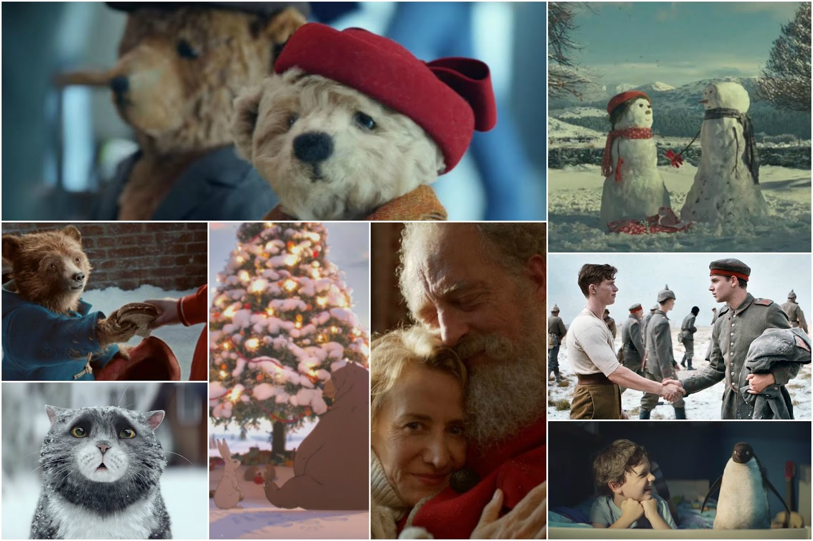John Lewis Christmas Advert 2012.The Christmas Advert Hype Some Of My Favourites Food And