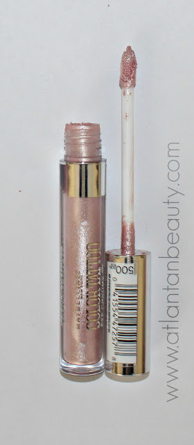 Maybelline Color Tattoo Eye Chrome in Gilded Rose