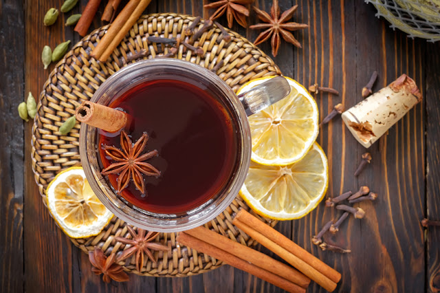 Vin brulé, northern Italy's mulled wine