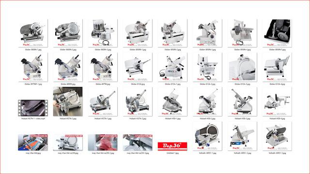 Các mẫu máy thái thịt Bep36 đang phân phối