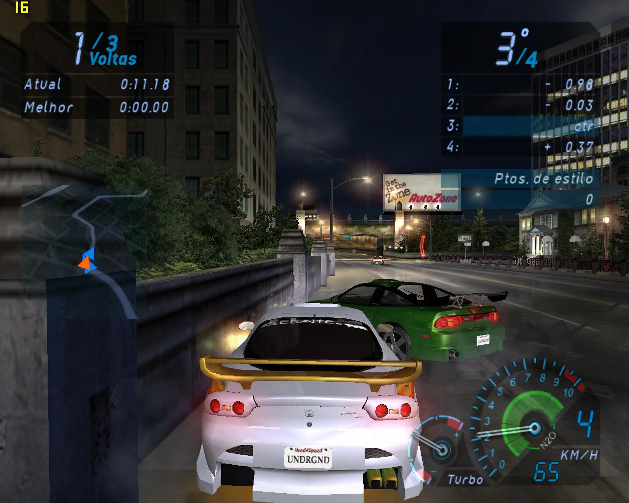 Need For Speed Underground 1 Game - TOP FULL GAMES AND ...